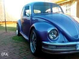 Fresh beetle 1600sp forsale or swop/swap for why