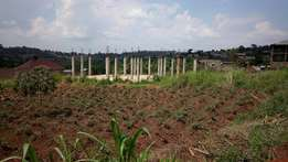 Plot for sale in Wakiso ,Nkowe in a good environment 50/100f. 15M only