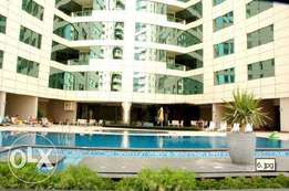2 & 3 Bed room FF Luxury Apartments in Beverly Hills tower westbay