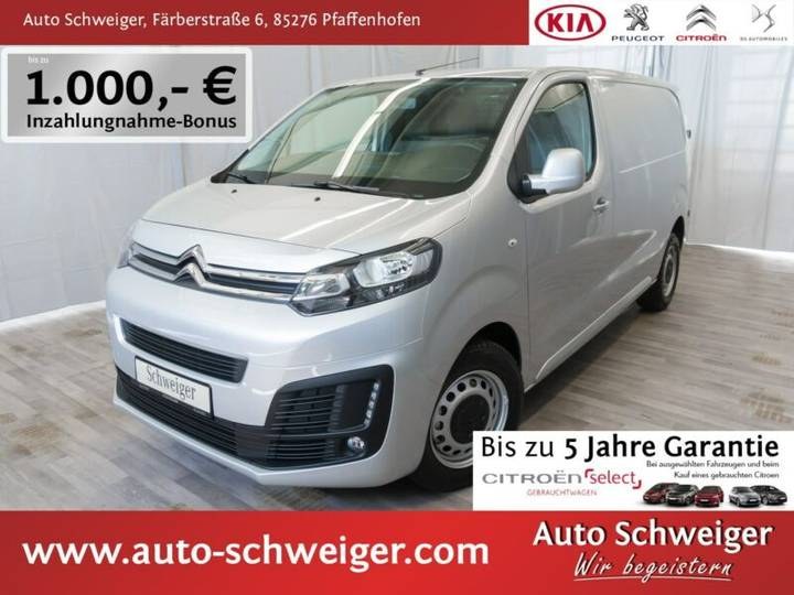 Citroën Jumpy,KAWA,HDI 120,AHK,Moduwork,Klima, - 2018