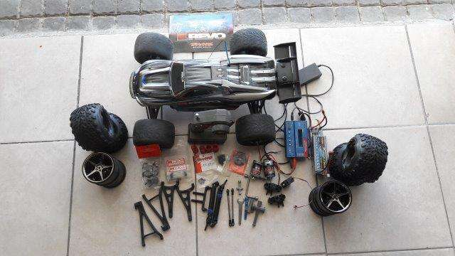 Trexxes E Revo Elctrical battery racing car George - image 2