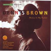 Dennis Brown - Anthology Money In My Pocket 1970-95(double CD)