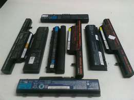 Laptop batteries forsale new and second hand