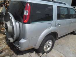 Ford Everest 2011 model stripping for spares 3.0 tdci