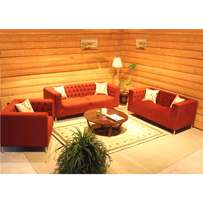 Pinched 5 Seater Box Sofa Set Couches In All Colours 1000,000/- $290