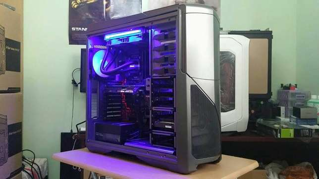Gaming, 3D Rendering and Video Editing PC builds Thika - image 1