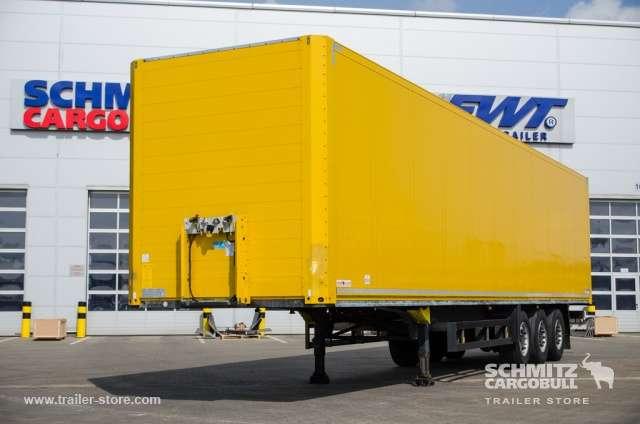 Schmitz Cargobull Semitrailer Insulated box Rolltor - 2012