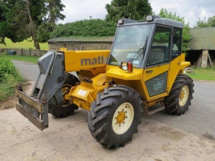 Matbro ts270 - £12,500 +vat - 2014
