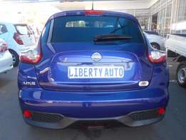 2015 Nissan Juke 1.6 Tekna 23,000 km 1.6 Manual Gear, Hatch Back, Mp3,