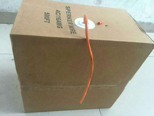 Speaker cable Abule Egba - image 3