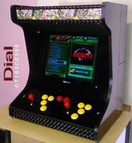 Arcade Game : 645 games all in 1