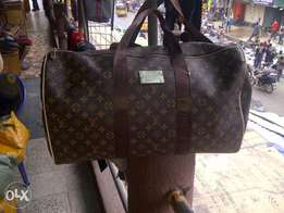 Lv brown bag