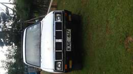Isuzu pickup in good condition