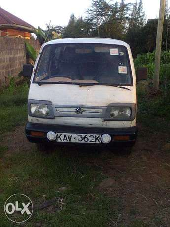excellently maintained maruti omni Ruiru - image 5