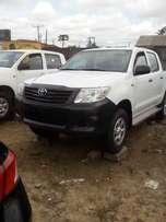 Brand new 2015 Hilux shell spec