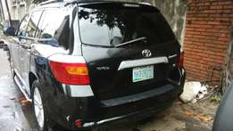 Toyota Highlander 2009 Full Option