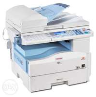Ricoh mp 171 photocopier printer and scanner machine
