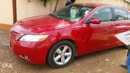 Clean Camry 08 full option