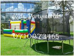 For hire bouncing castle,tents,trampolines,castles,trampoline,chairs