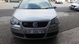 2007 VW Polo 1.6 Comfortline Available for Sale