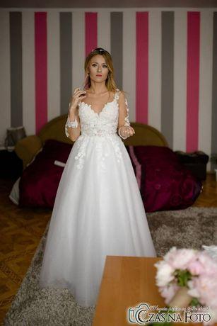 40f9f81851 PRACOWNIA SUKIEN ŚLUBNYCH i wieczorowych szycie na miarę suknia ślubna  Lublin - image 1