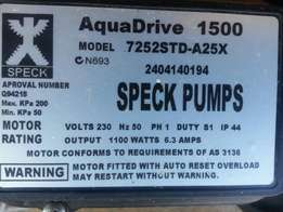 Speck Pump 6.3 Amps for sale