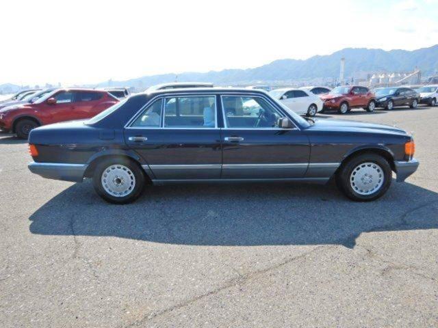 Mercedes-Benz 560 SEL 560 SEL, mehrfach VORHANDEN! Autom./Klima - 1986