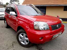 2004 Nissan Xtrail, Hyper Roof, Automatic, 2000cc, Clean