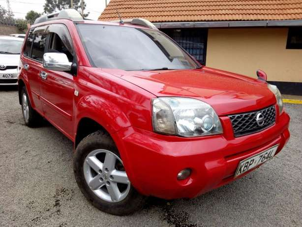 2004 Nissan Xtrail, Hyper Roof, Automatic, 2000cc, Clean Woodly - image 1