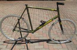 Connondale TT road bicycle frame. R2000