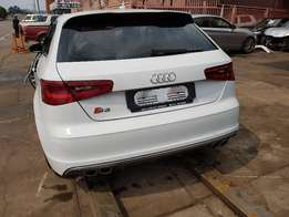 Complete Rear Audi S3