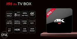 (OFFER!!) H96 PRO Android TV Box 7.1.2/4K/Octa-core/2GB/16Gb