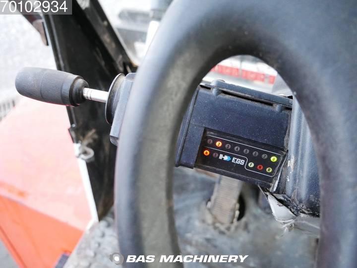 Linde H160-1200 Side shift - good tyres - 1993 - image 14