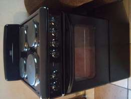 Brand new stove never been used