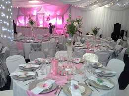 Draping and Decor