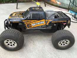 Used HPI Savage XL Octane Gas powered for sale at the