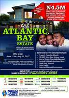 Plots of Lands at Atlantic Bay Estate With Govt. Excision.