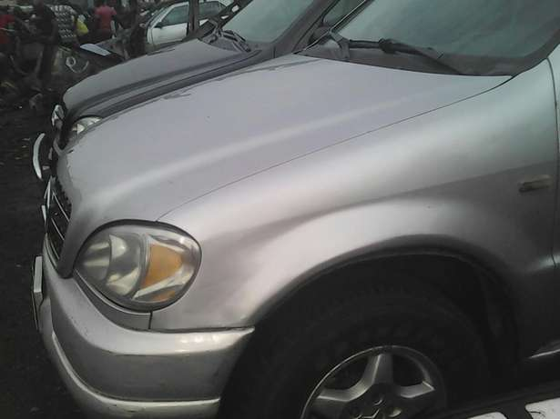 M Benz ML320 for sale Lagos Mainland - image 3