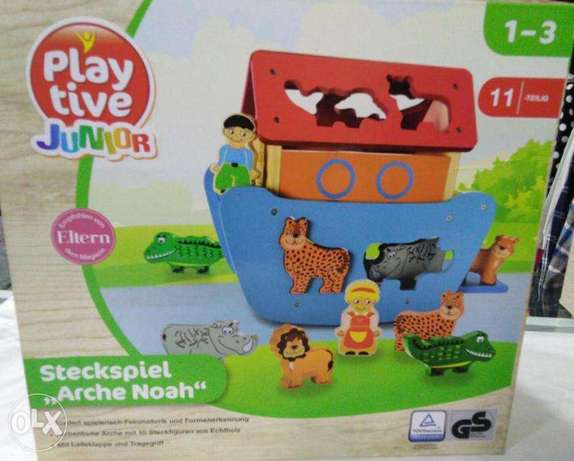Play tive ship with characters toy
