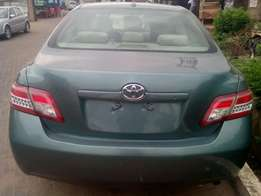 2010 camry Tokunbo low mileage