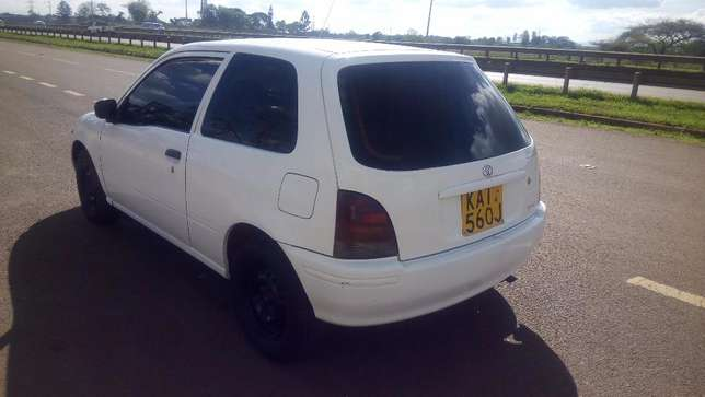 Toyota Starlet,Manual,Very Clean Thika - image 4