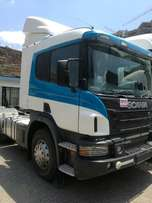 SCANIA double diff local new nairobi