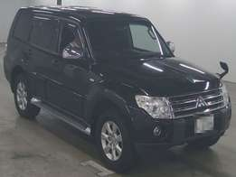 Mitsubishi Pajero 7seater for sale