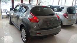 For sale Clean Grey colour Nissan Juke 2010 model. KCP