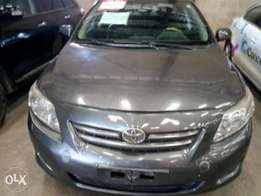 Neat registered Toyota Corolla for sale
