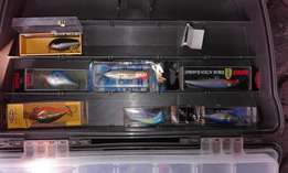 Bass Fishing gear for sale