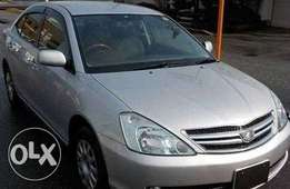 2006 Toyota Allion very clean no mechanical problems
