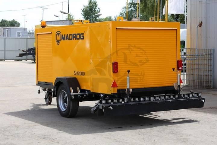 madrog  2000 asphalt distributor
