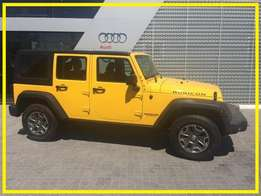 JEEP Wrangler Unlimited 3.6 Rubicon 2015