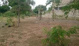 Plot for sale in Utange